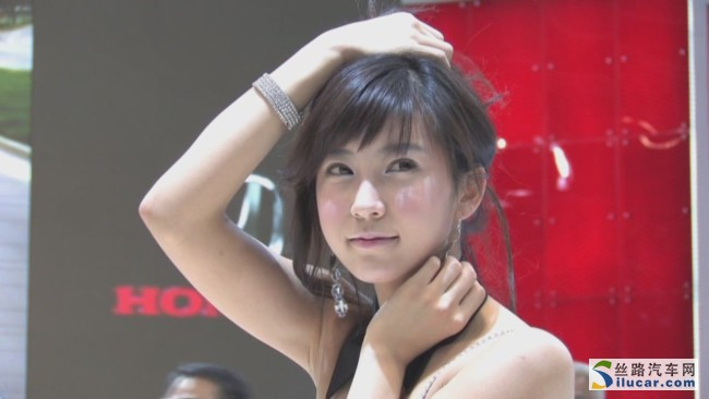 韩国车展高清美女车模视频欣赏