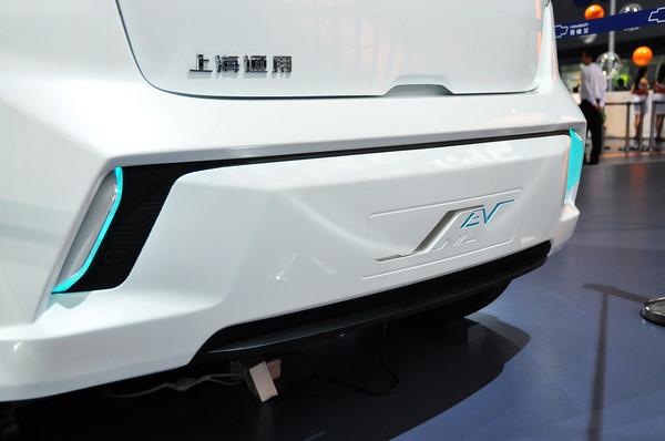 车展图解赛欧电动概念车电动车新星