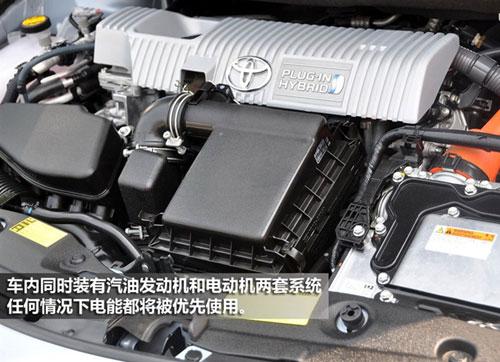 丰田坚持结构复杂的全混合动力系统,新普锐斯依然应用改进后的由