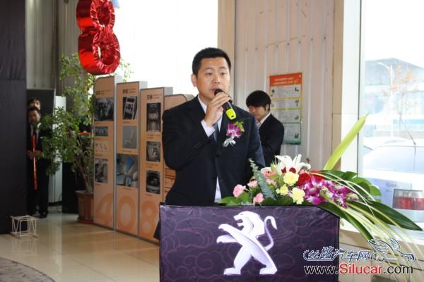 东风标致新疆凯盛8周年店庆携手东风标致308炫动上市
