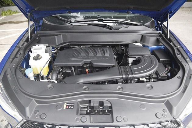 紧凑型轿跑SUV之争 哈弗F7x过招吉利星越