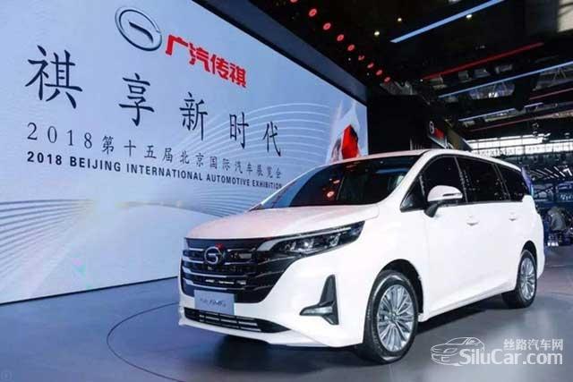 广汽传祺GM6将于明年1月2日正式上市